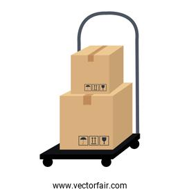 handle cart delivery service