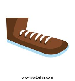 grandfather shoe isolated icon