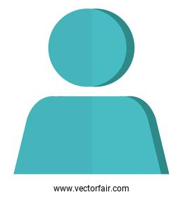 user avatar isolated icon