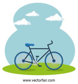 bicycle sport wellness lifestyle