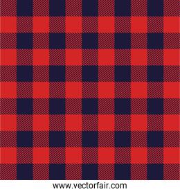 fabric with Scottish grid