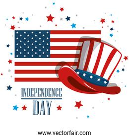 Independence day design