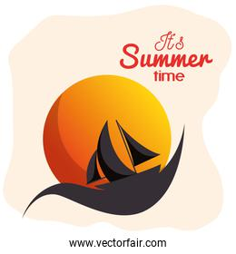 Its summer time design