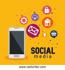 smartphone technology and social digital apps