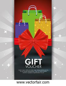 gift coupon with promo special sale