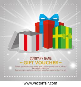 gift present with special sale discount