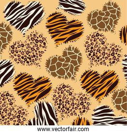 Animal prints design.