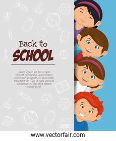kids back to school design