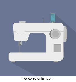 sewing machine isolated icon design
