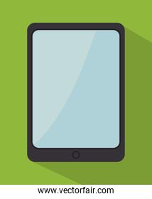 tablet technology modern icon