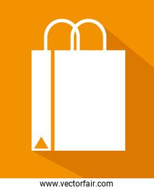 bag shopping commerce icon