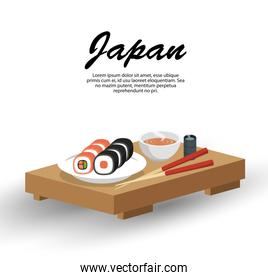 japan travel traditional food design