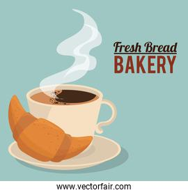 delicious bakery products icon