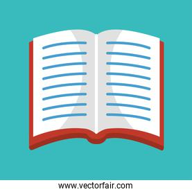 books library isolated icon