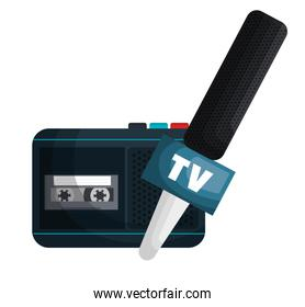 live news radio recorder