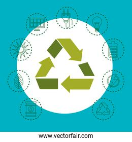 Eco friendly objects design