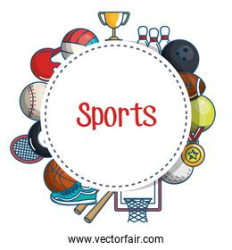 Sports related design