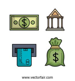 Money related objects design