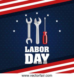 labor day poster festival national celebration