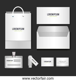 business printed advertising items