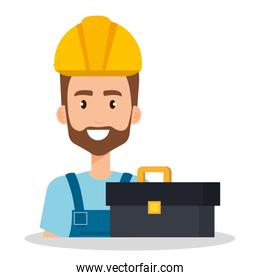 builder with toolbox avatar