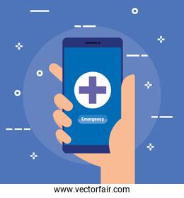 medical smartphone technology to online diagnosis