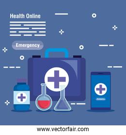 medical health equipment to online consultation