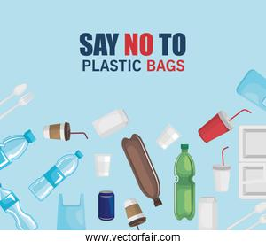 toxic plastics waste contamination of the ecology