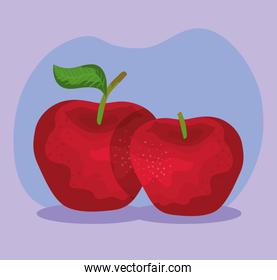 delicious apples fresh fruits nutrition