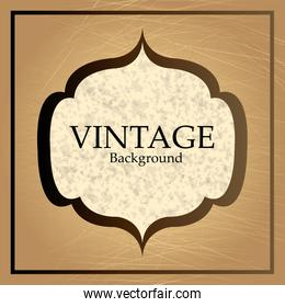 Vintage retro background
