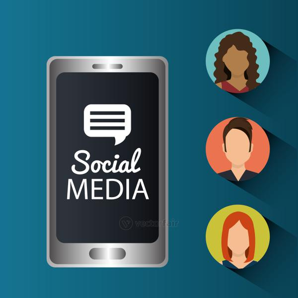 Social media and networking design