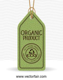 Ecology label and tag theme