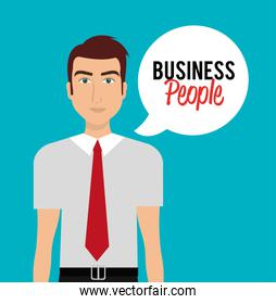 Business people and teamwork