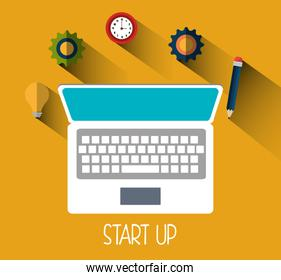 Start up company and business