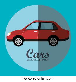 Cars and vehicles graphic