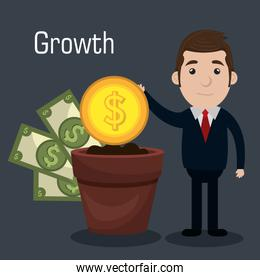 startup  of growth design