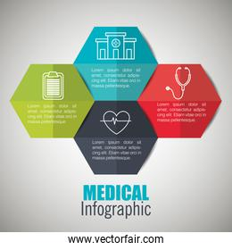 medical infographics design