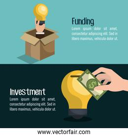funding and investment design