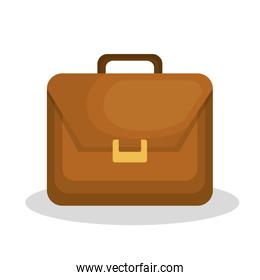 briefcase isolated design