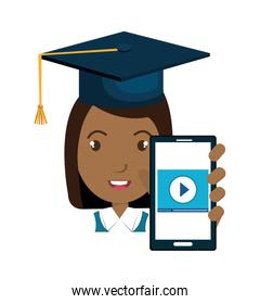 student elearning education icon