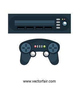 video game interface isolated icon