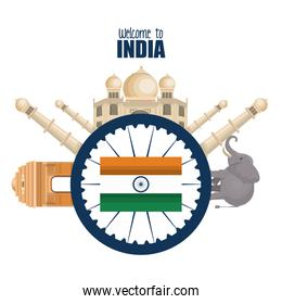day independence india country design