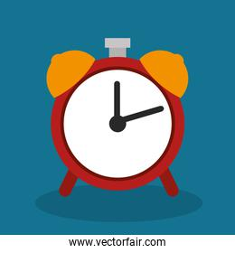 alarm watch isolated icon