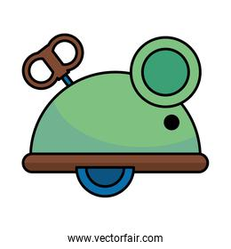mouse mechanic toy  style icon