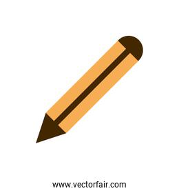 pencil writing business strategy icon