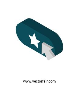 ecommerce business internet click favourite icon
