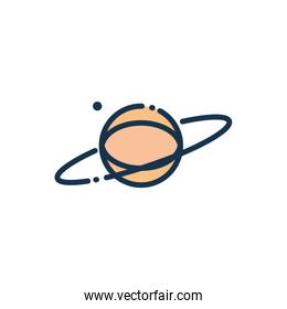 saturn planet solar system astronomy and space
