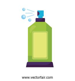 disinfectant spray bottle product detaild style