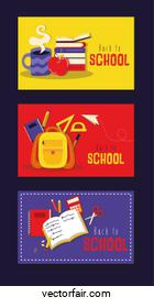 bundle of back to school posters