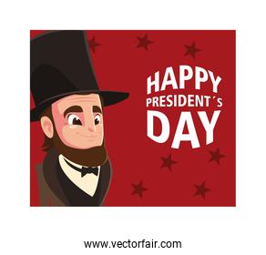 happy president day, president abraham lincoln